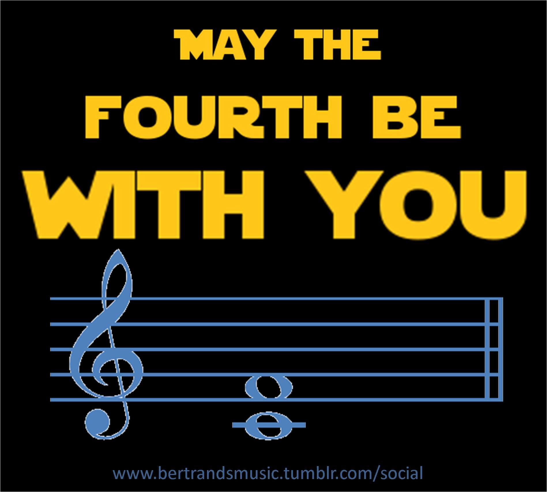 Star Wars May The Fourth Be With You Bertrand S Style