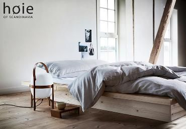 Ane storputetrekk 70x100 cm lys grå - Høie