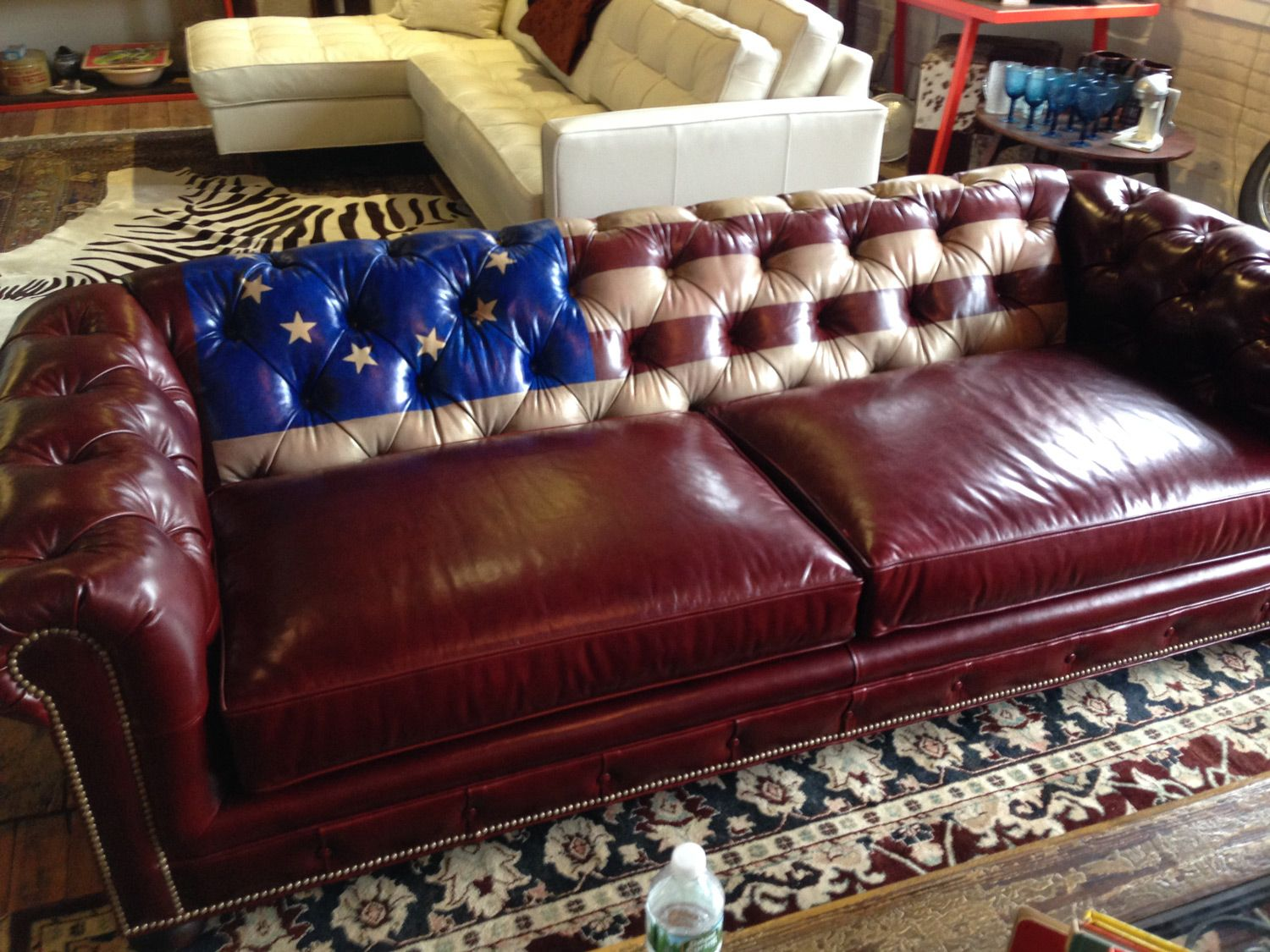 The Fitzgerald Custom Classic Chesterfield Sofas More Classic