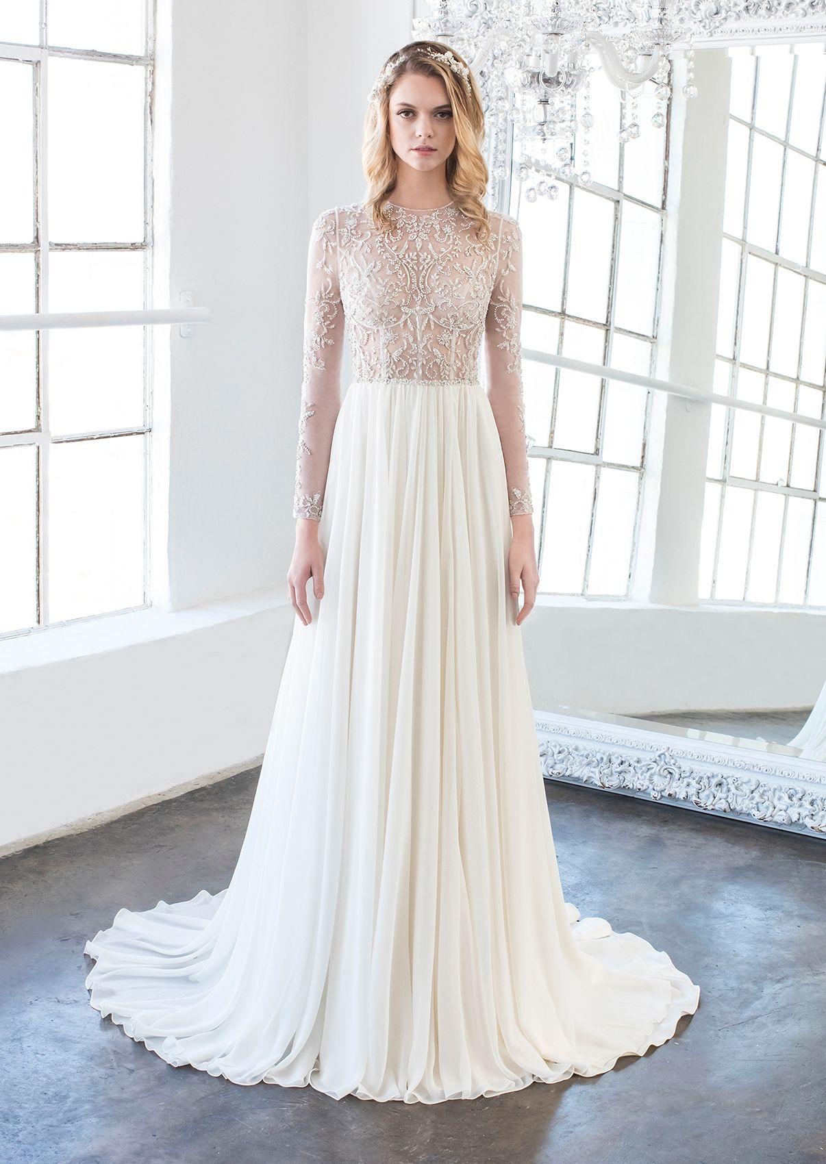 1c3bd53ef99 Winnie Couture is a celebrity designer of wedding dresses