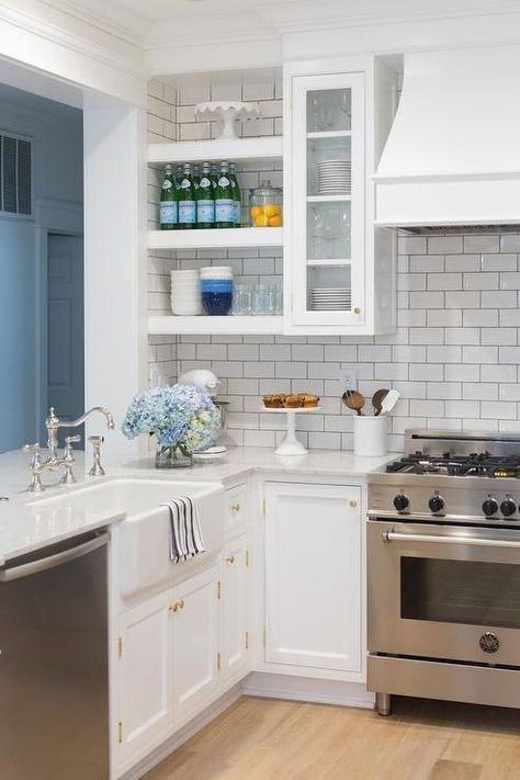 Small Kitchen Design 10x10: Best Kitchen Layout U-shaped Stainless Steel 34 Ideas