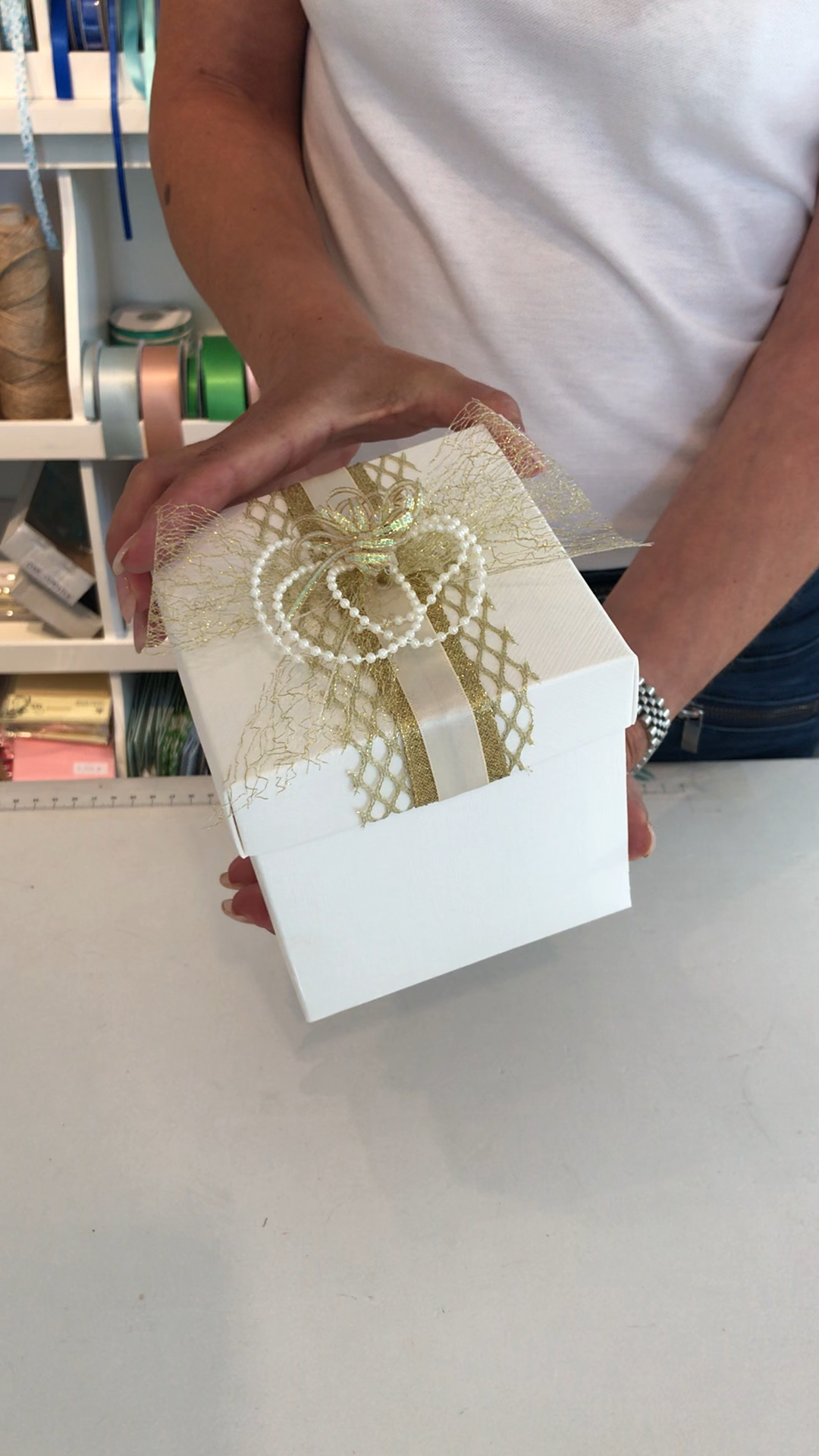 Photo of Wrapping money gifts creatively