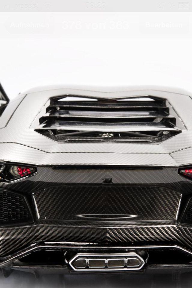 Lamborghini Von Hinten Lamborghini