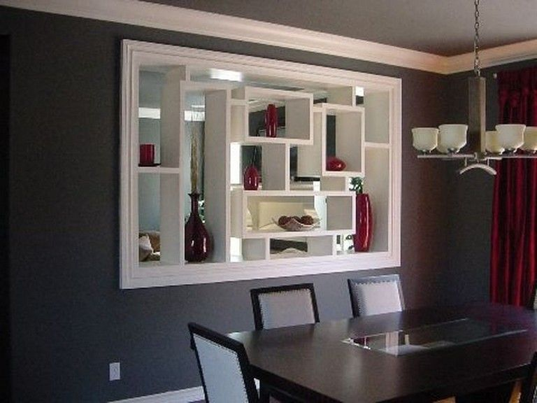 81 Unbelievable Room Dividers And Separators With Selves Design
