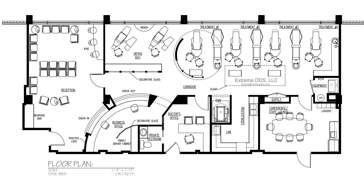 dental office design pediatric floor plans pediatric. Dental Office Floor Plans, Orthodontic And Pediatric Design Plans