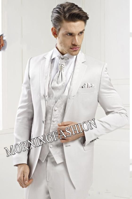 Wholesale-Factory Price Ivory men suit / men's complete designer ...