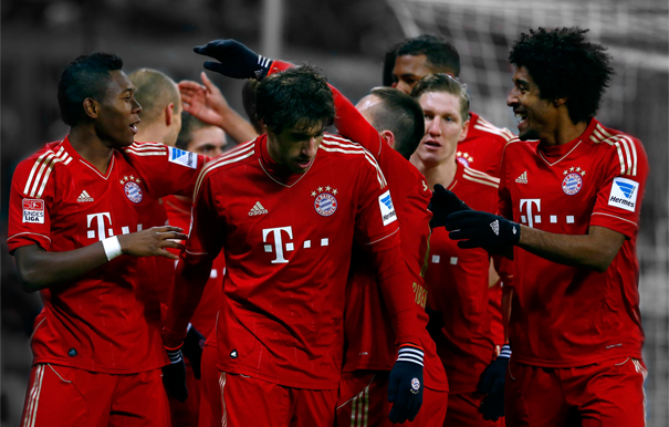 Bayern, Barcelona, Real Madrid Prepare Their Assault for