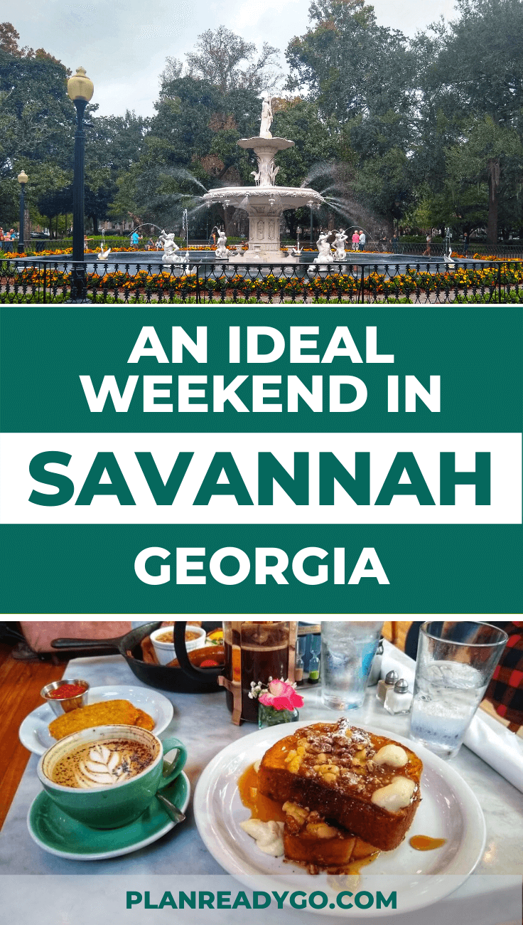 A Delightful Weekend In Savannah Itinerary In 2020 Savannah Chat Best Places To Eat Places To Eat