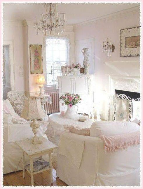 shabby chic love it! | For the Home | Pinterest | Shabby, Decor room ...