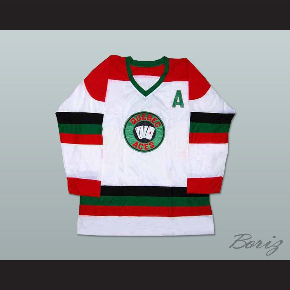 9eb32c9b2 Quebec Aces Hockey Jersey Stitch Sewn Any Number or Player New. SHIPPING  TIME IS ABOUT 3-5 weeks I HAVE ALL SIZES and can change Name and Number  (Width of ...