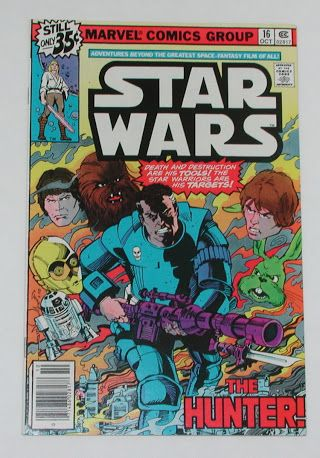 star wars comic 16 - Buscar con Google