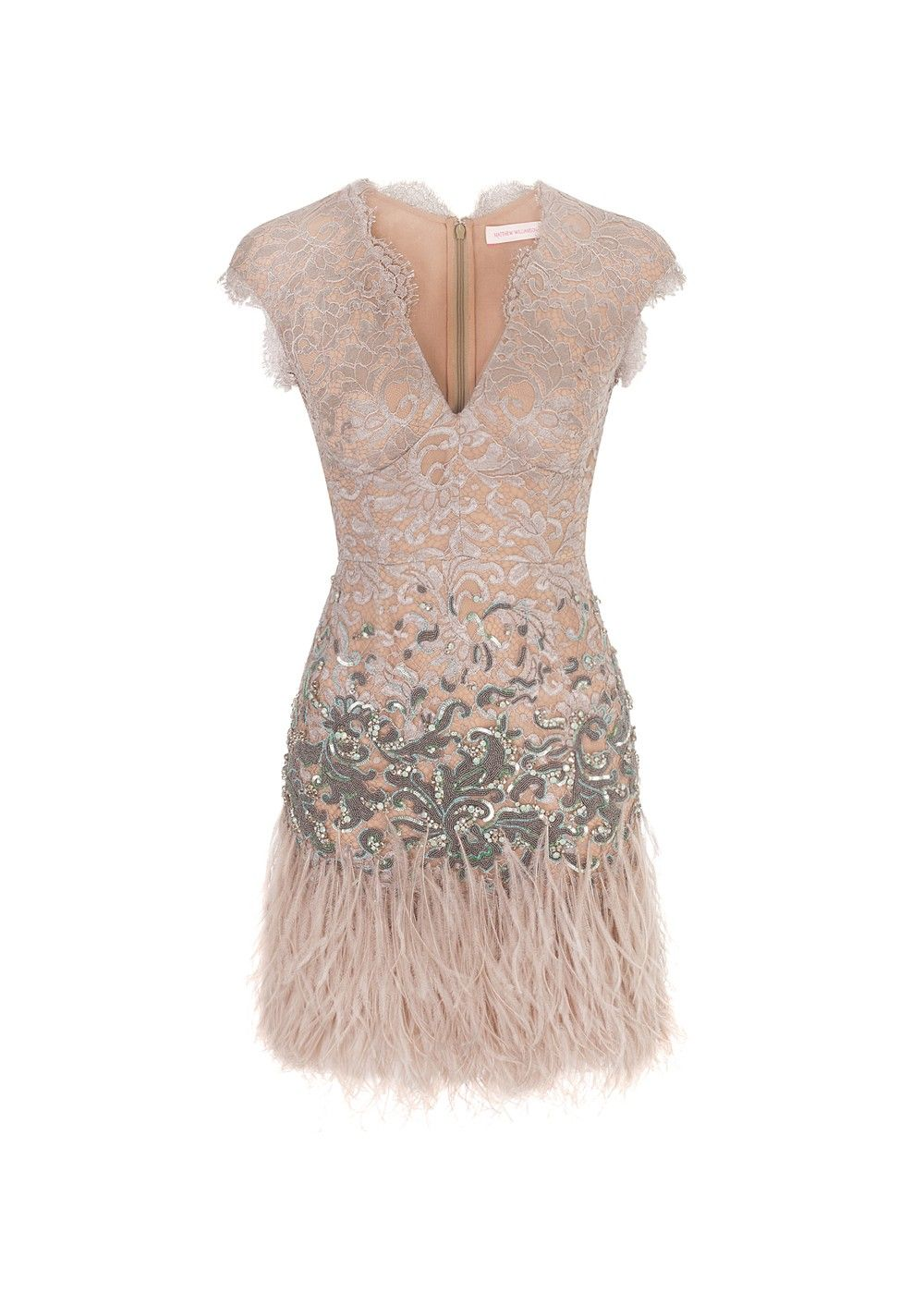 Women\'s Natural Winter Garden Couture Lace Fitted Dress | Pinterest ...