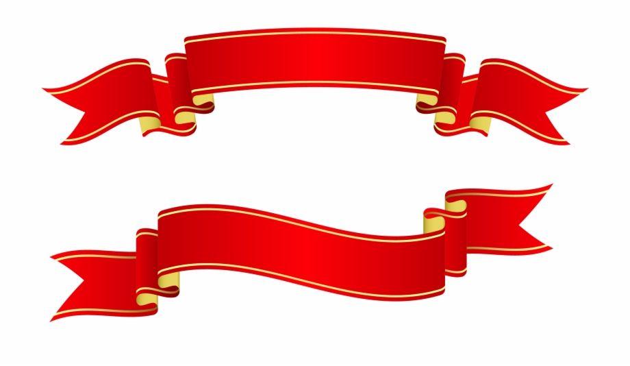 Pin By Chananya Khansamlee On Christmas Printables Ribbon Png Ribbon Banner Vintage Banner Vector