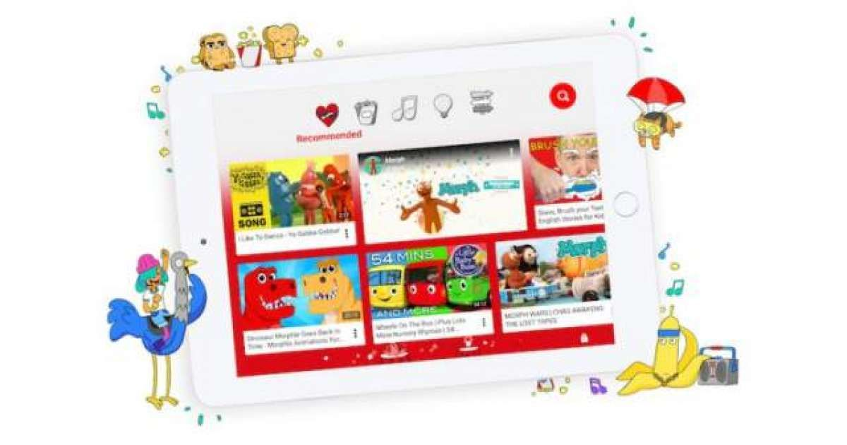 Youtube Kids May Soon Feature Handpicked Videos That Are