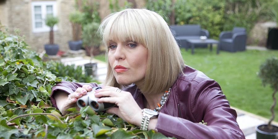 Agatha Raisin Is A Frustrated Yet Endearing Middle Aged Public