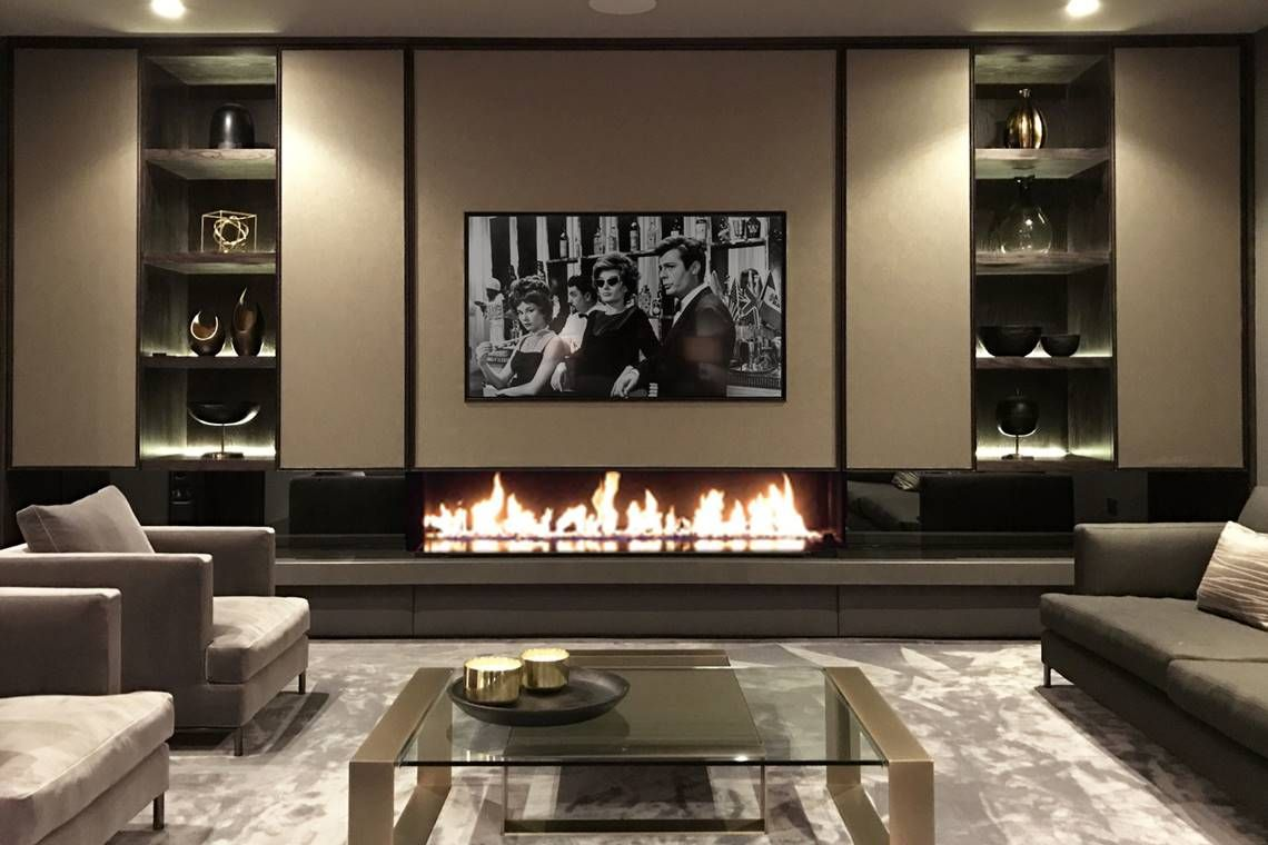 Luxury Family Home   Webster Interiors in 2020   Living ...