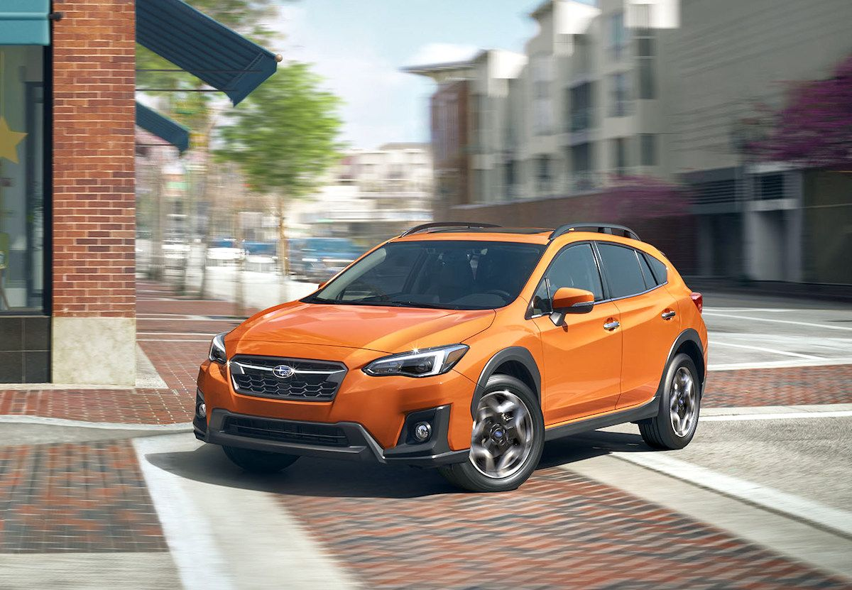 2020 Crosstrek Hits Canadian Dealers This Fall with Small