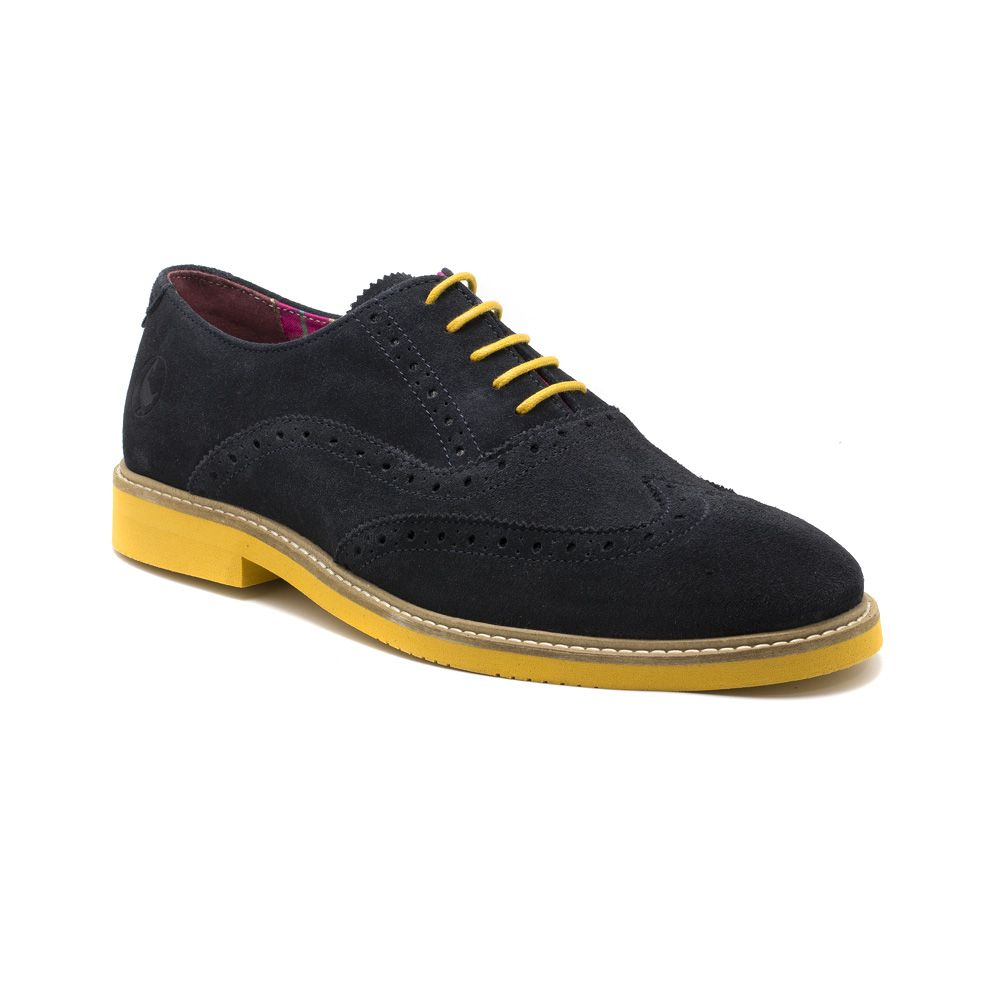 Zapatos azul marino EL GANSO para hombre i9P9sIWvGE