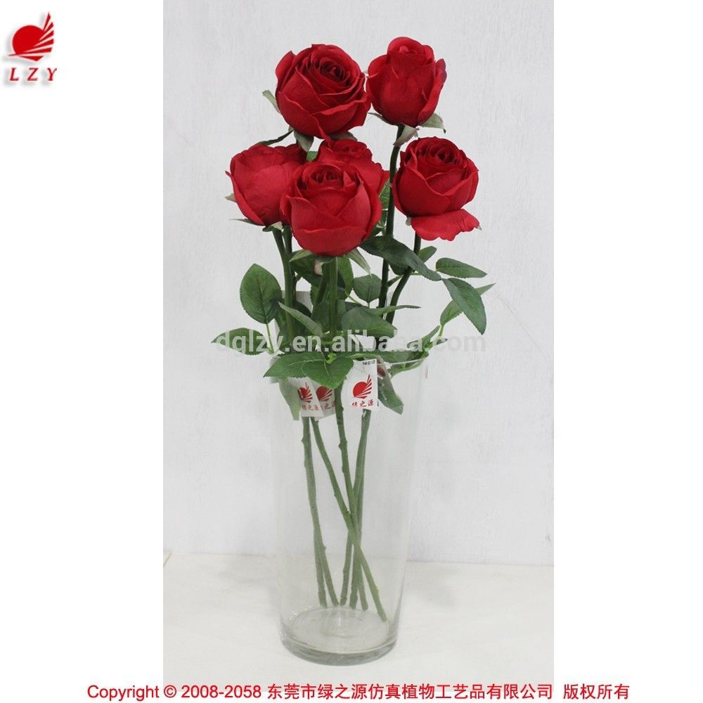 Factory Direct Artificial Flowers High Quality Silk Flowers Fake