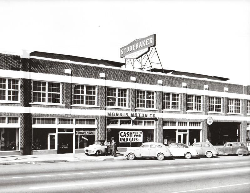 Morris Motor Co Bakersfield california, Bakersfield