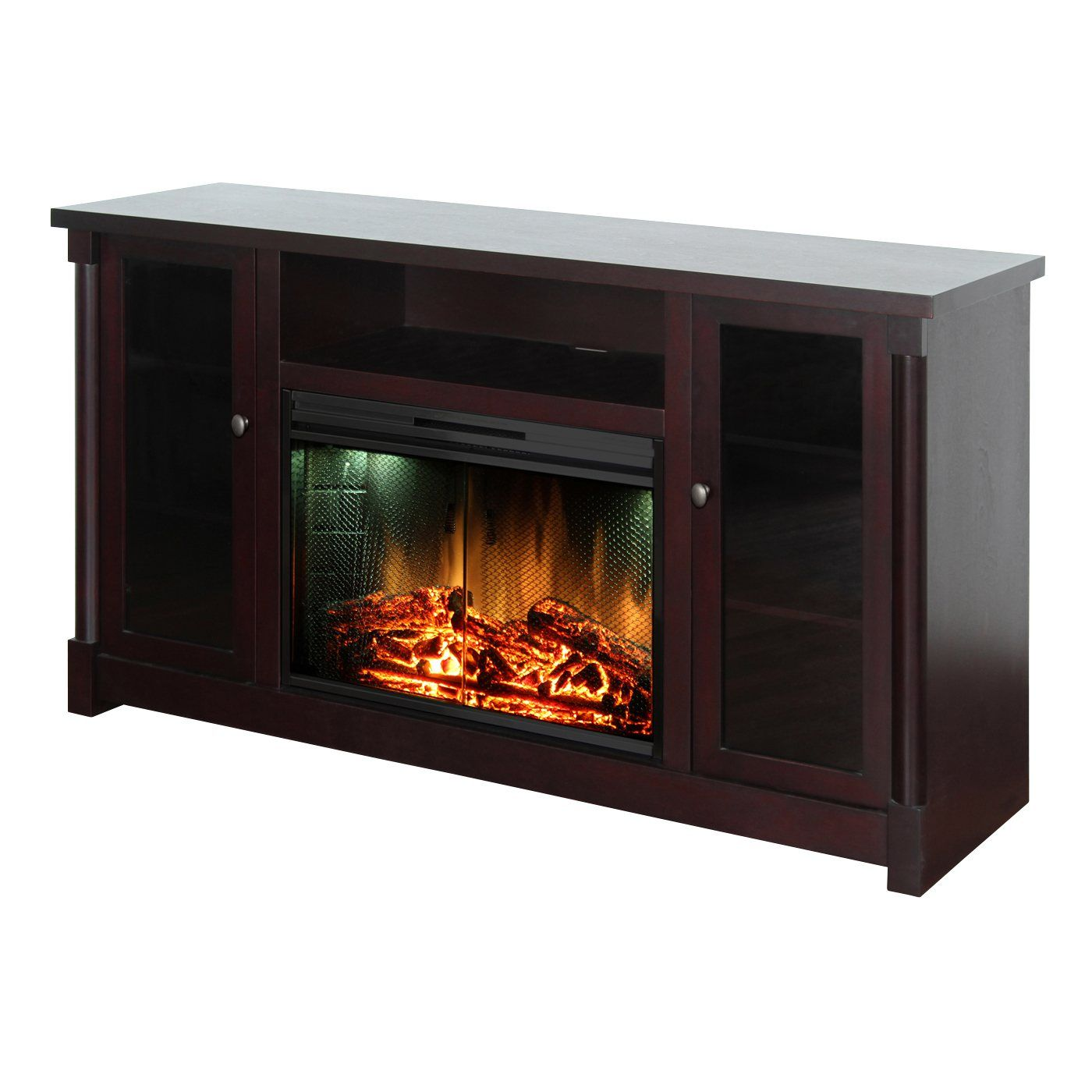 2488 best electric fireplace tv stand images on pinterest