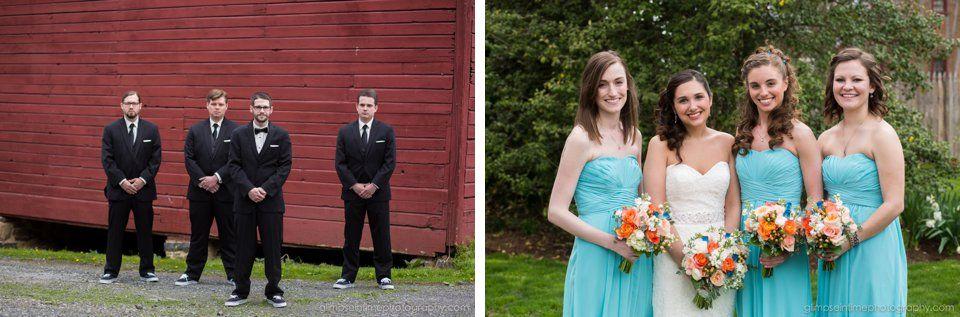Country Barn Wedding | Nicole & Matthew