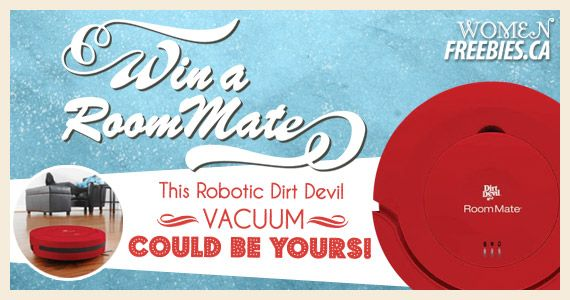 Room Mate dirt devil vacume Enter To Win Today Each person is allowed to enter once per hour; there is a maximum of 24 entries allowed per day.