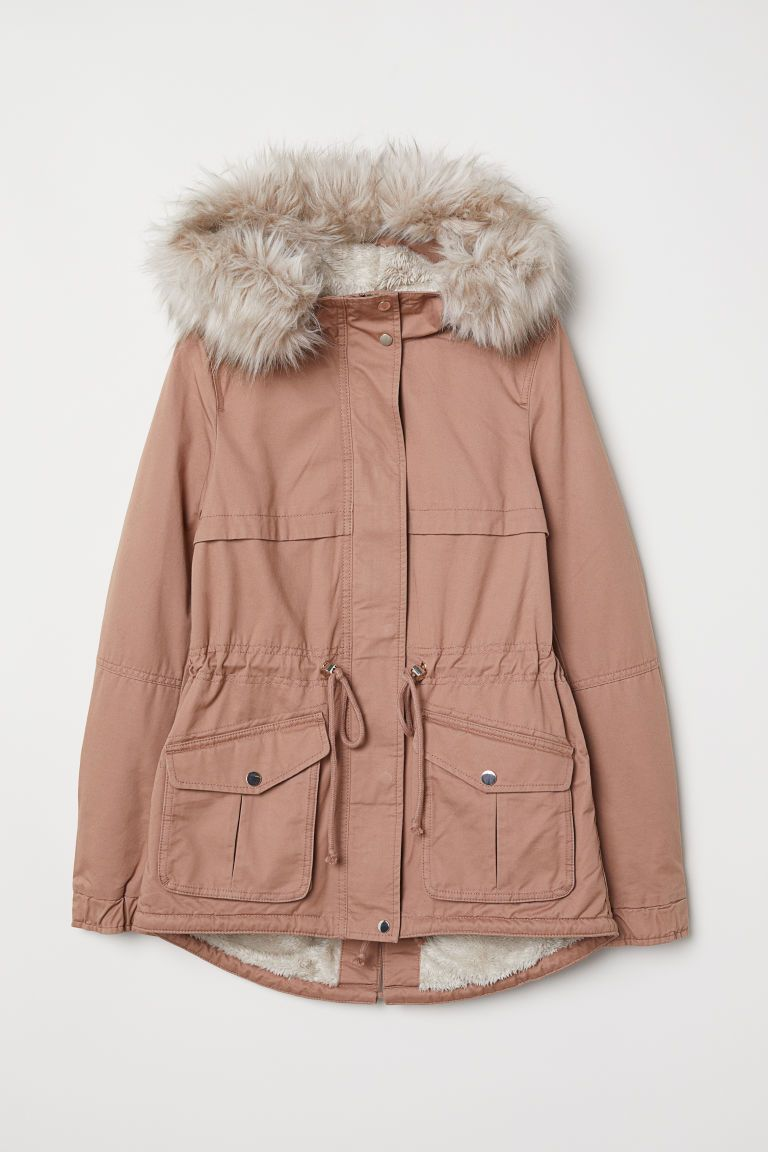 f06725442 Pile-lined Parka in 2019