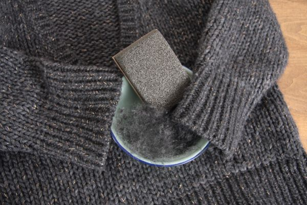 How to remove pilling from sweaters.