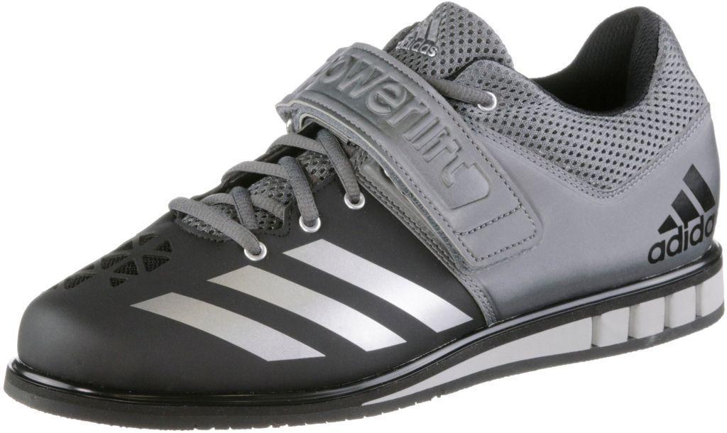 Adidas Powerlift Lift Gym Stiefel Bodybuilding grau schuhe