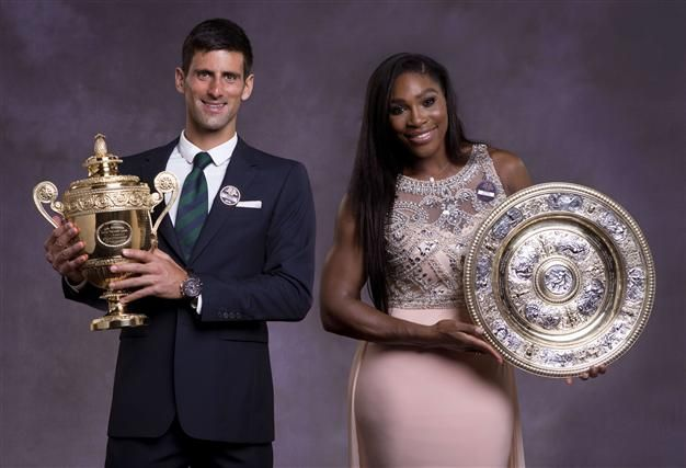 It's more obvious than ever that Novak Djokovic and Serena Williams have really distanced themselves from the rest of the elite in tennis. AFP Photo