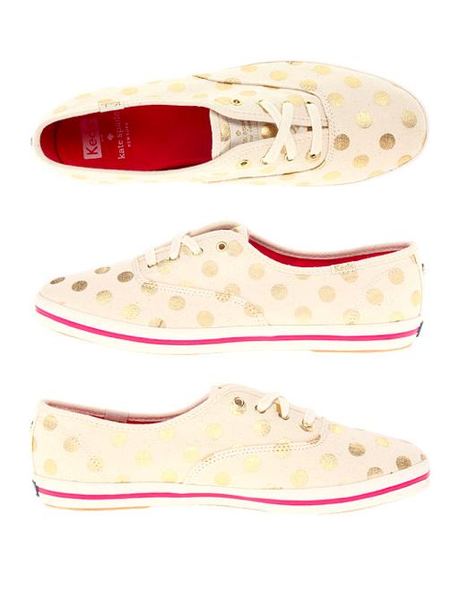 1a72516ab627 Keds Kate Spade Dot Sneakers