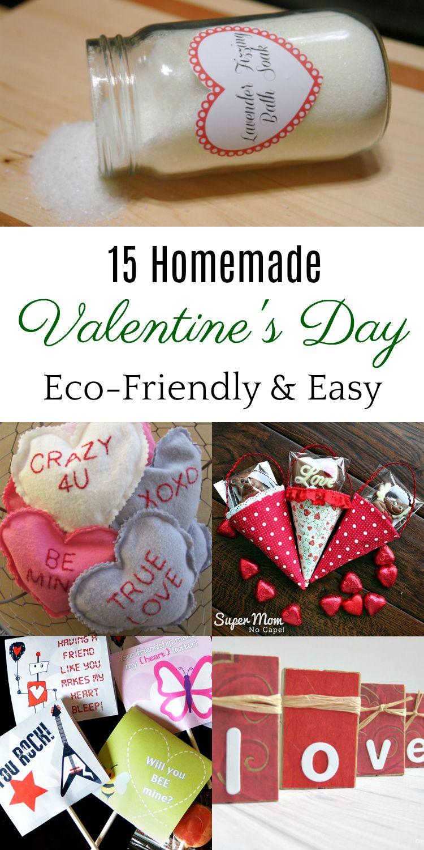 Diy Valentine S Day Gift Ideas Diy Valentines Gifts