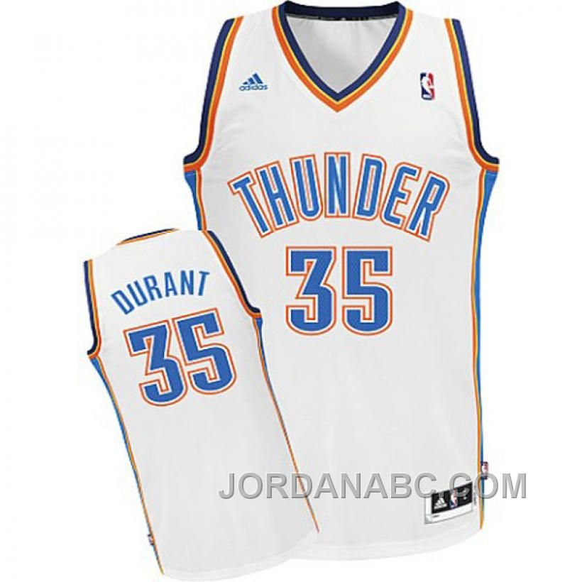 Kevin Durant Youth Oklahoma City Thunder  35 Revolution 30 Swingman ... 03b43f09e