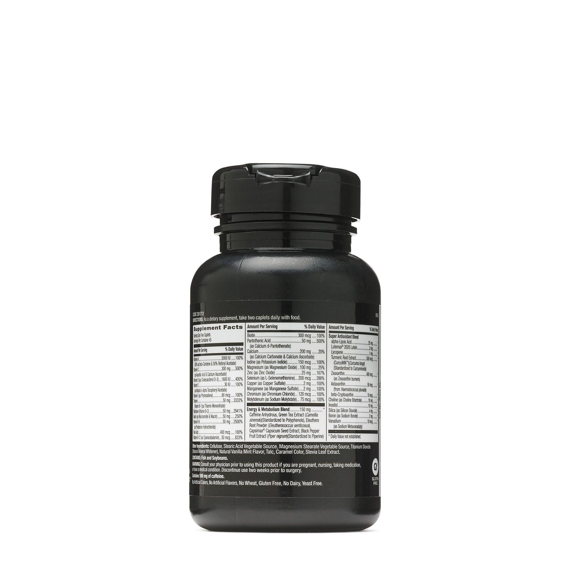 Mega Men® Energy & Metabolism Gnc, Mens nutrition