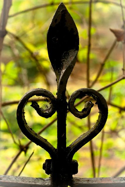 Early American Gardens: Design - Fence