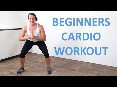 cardio workout for beginners  20 minute low impact