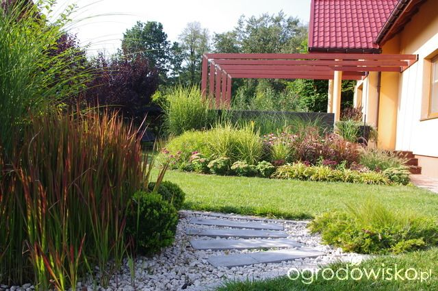 Ogrod Anety Strona 61 Forum Ogrodnicze Ogrodowisko Pergola Outdoor Structures Outdoor