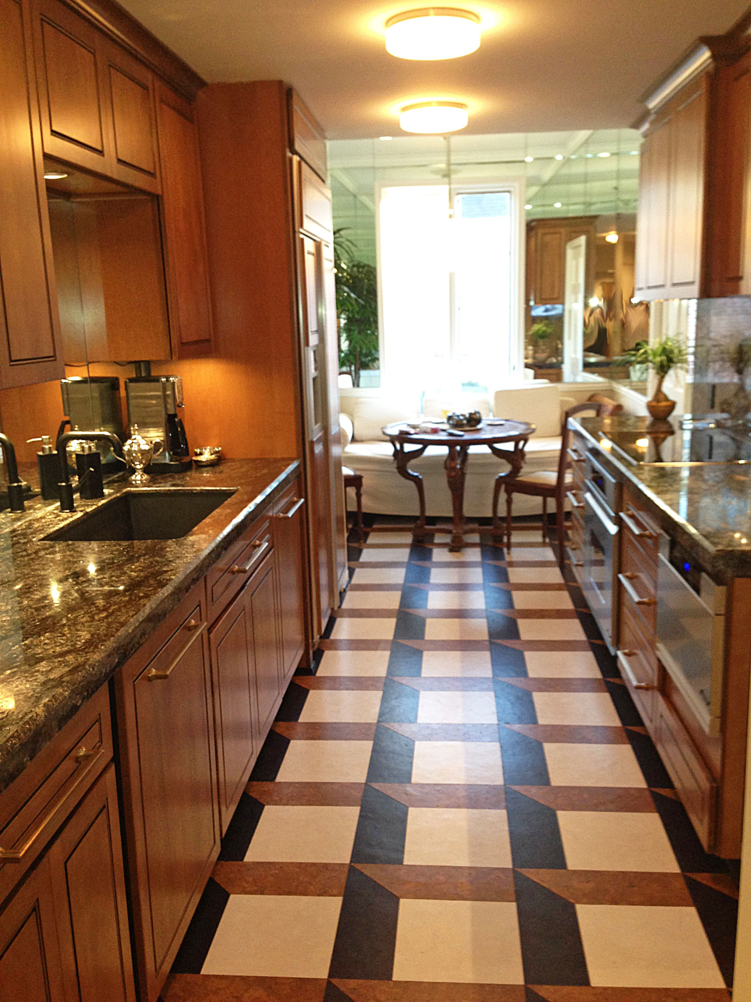 Striking Kitchen Cork Floor From Globus Cork 100 Cork Tiles In