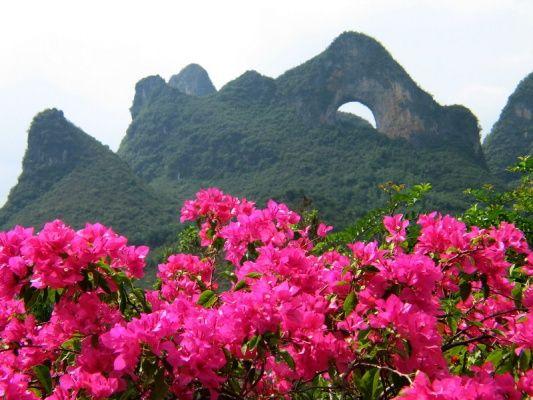 Li River Cruise, Moon Hill, Yangshuo