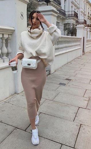 Photo of Auf der Suche nach stylischen und kuscheligen Outfits für die kalten Wintertage? …