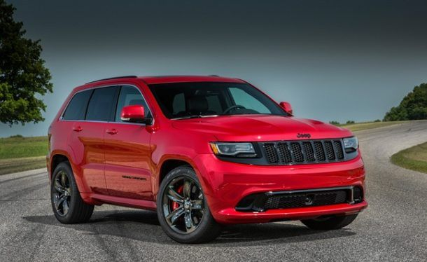 2018 Jeep Grand Cherokee Trackhawk Hellcat Price Hp Specs Jeep