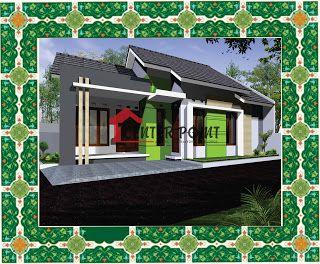 jasa desain rumah di tarakan fasad rumah minimalis modern