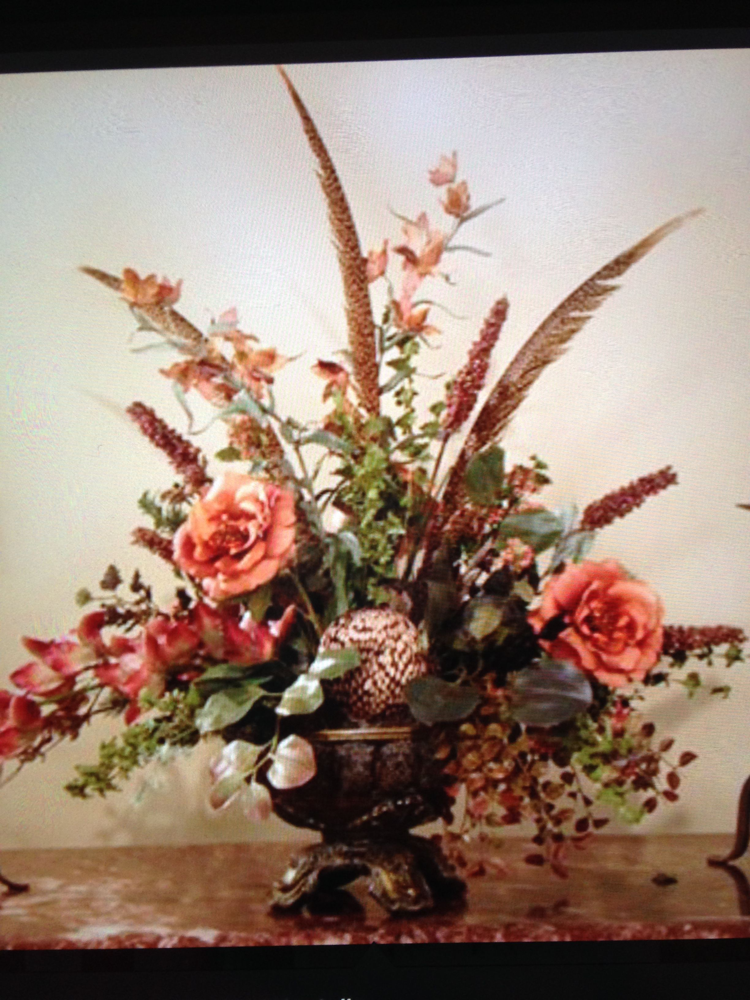 Pin By Lisa Manning On For The Home Pinterest Floral Arrangement