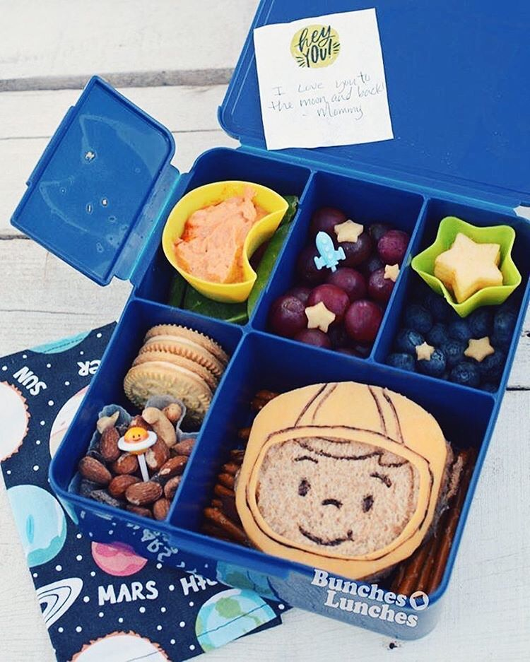 A Lunchbox That S Out Of This World 💫 Thank You To All