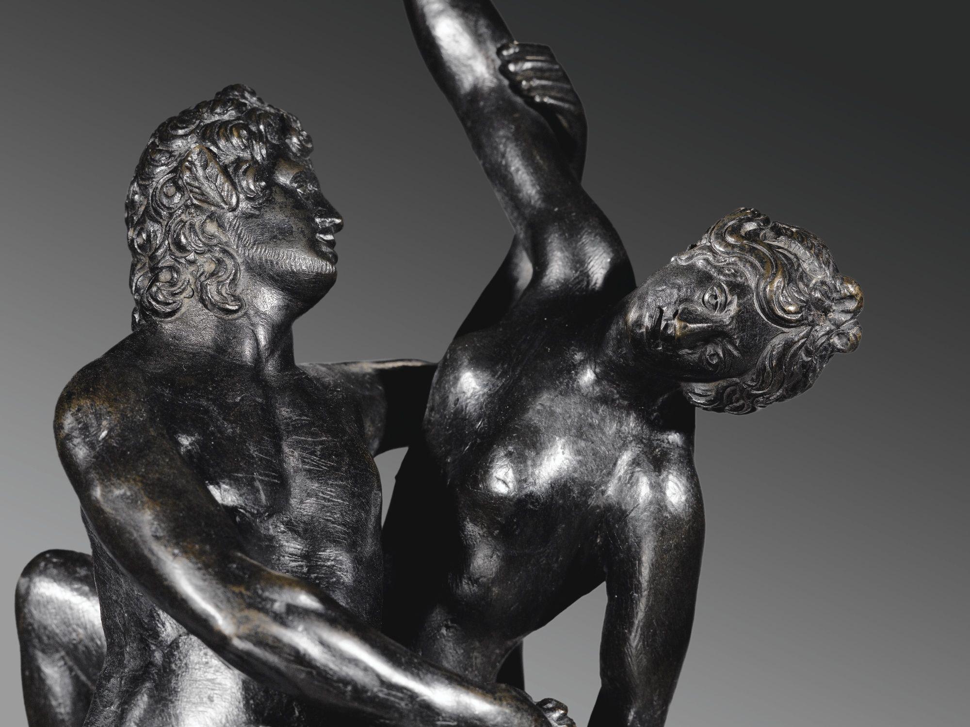 L'Enlèvement de Déjanire par Nessus, Allemagne, vers 1620 | Lot | Sotheby's