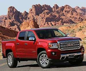2016 GMC Canyon sel mpg price engine Trucks cars