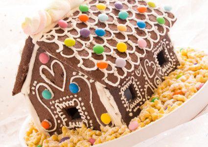 Casetta Di Natale Con Pasta Frolla : Come fare la casetta di natale in pasta frolla case di pan di