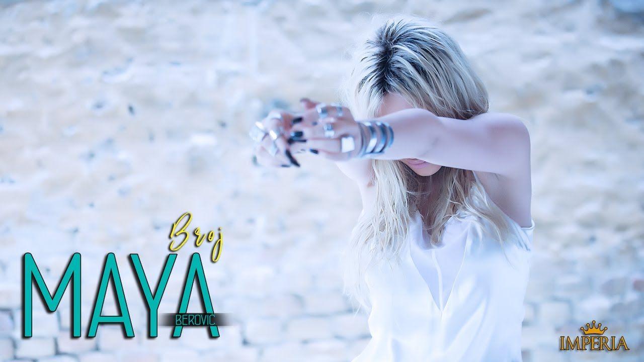 Maya Berović Broj Official Artwork 2017 Maya