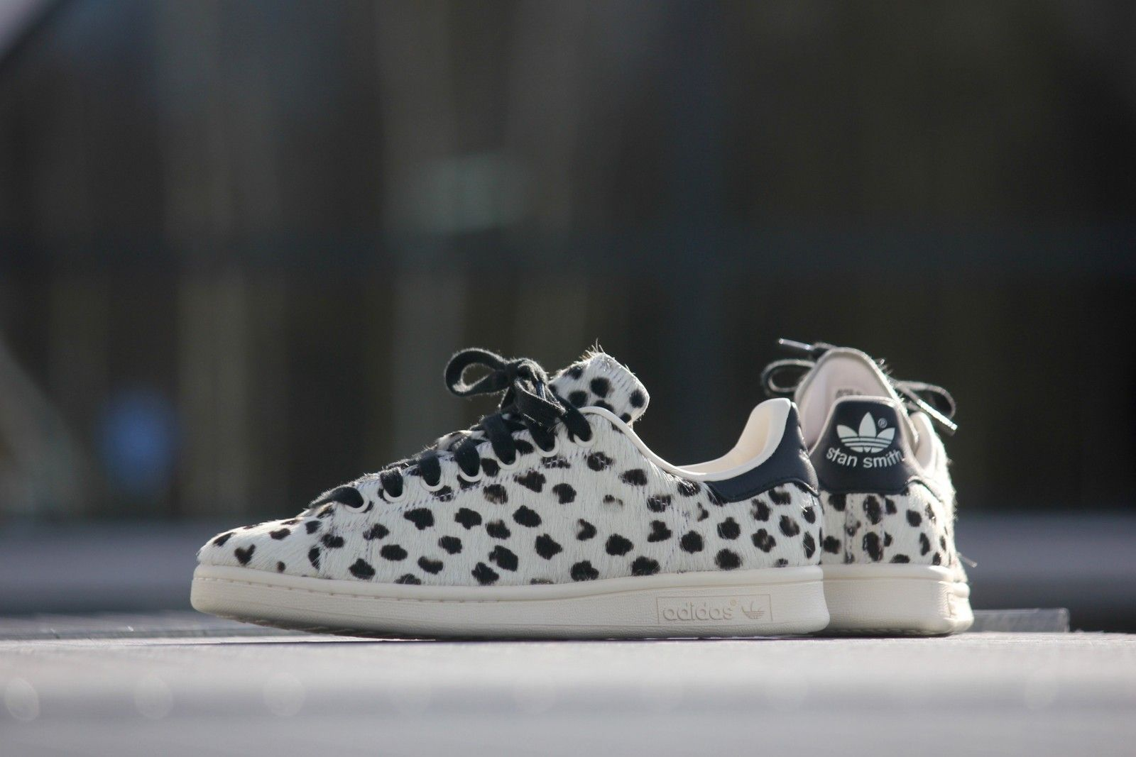 Adidas Stan Smith White Leopard Print - S75117 | Gekke ...